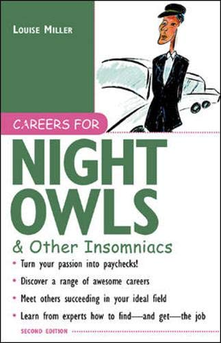 9780071390347: Careers for Night Owls & Other Insomniacs, 2nd Ed.