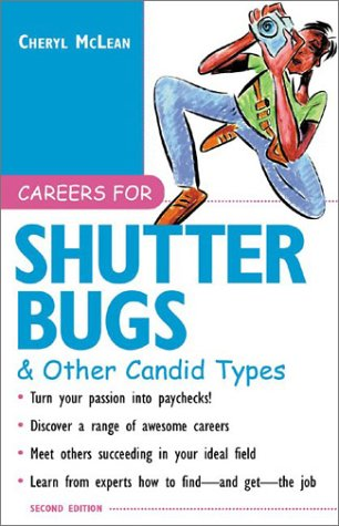 9780071390361: Careers for Shutterbugs & Other Candid Types (Vgm Careers for You Series)