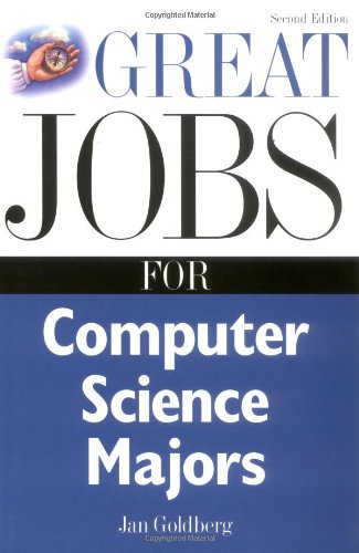 9780071390392: Great Jobs for Computer Science Majors 2nd Ed.