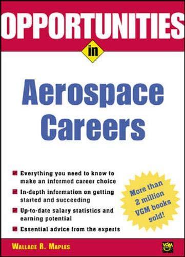 9780071390507: Opportunities in Aerospace Careers, Rev. Ed.