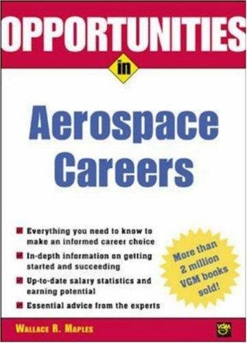 9780071390514: Opportunities in Aerospace Careers