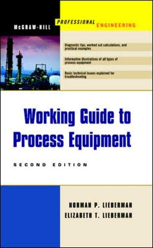 9780071390873: A Working Guide to Process Equipment