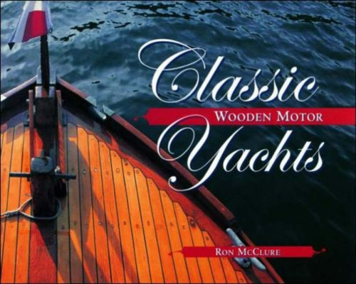 9780071390910: Classic Wooden Motor Yachts