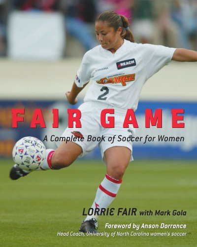 9780071390958: Fair Game : A Complete Book of Soccer for Women