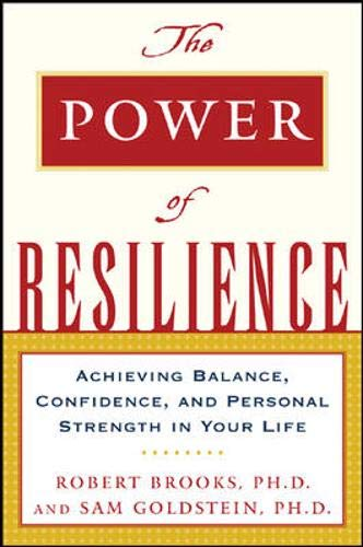 9780071391047: Power of Resilience: Achieving Balance, Confidence, and Personal Strength in Your Life