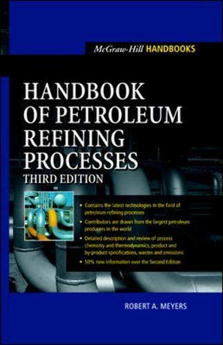 9780071391092: Handbook of Petroleum Refining Processes (STM24)