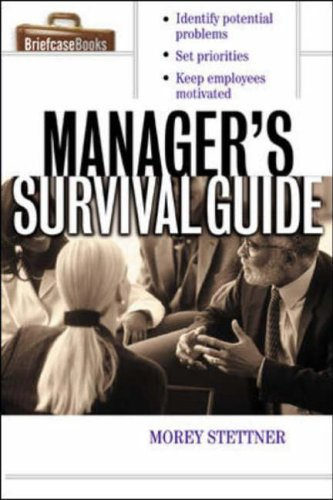 9780071391320: The Manager's Survival Guide (Briefcase Books)