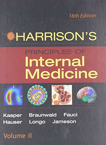 9780071391429: Harrison's Principles of Internal Medicine: 2
