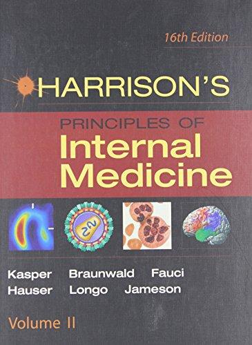 9780071391429: Harrison's Principles of Internal Medici