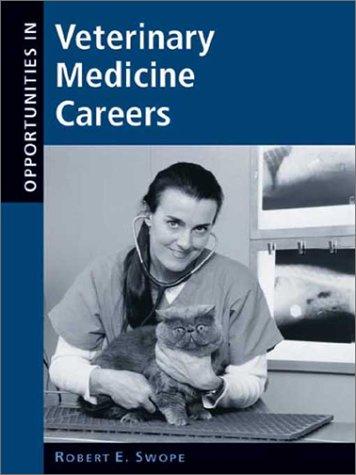 9780071392051: Opportunities in Veterinary Medicine