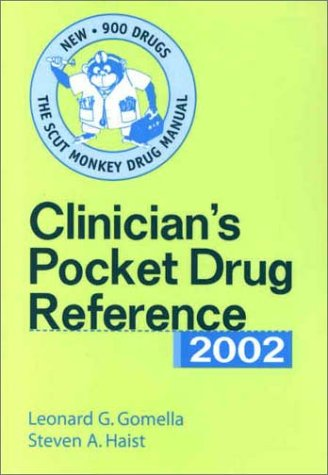 9780071392327: Clinician's Pocket Reference & Clinican's Pocket Drug Reference (2002)
