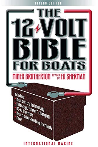 9780071392334: The 12-Volt Bible for Boats