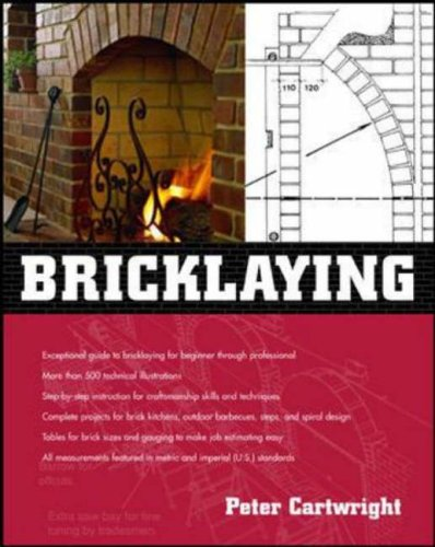 9780071392396: Bricklaying