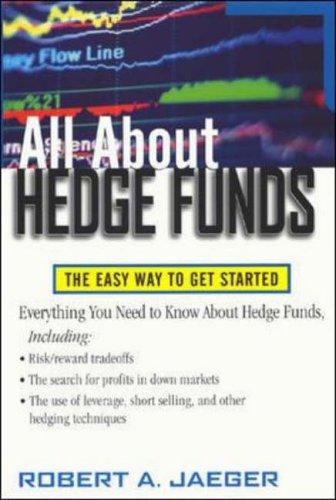 9780071393935: All About Hedge Funds: The Easy Way to Get Started (All About Series)