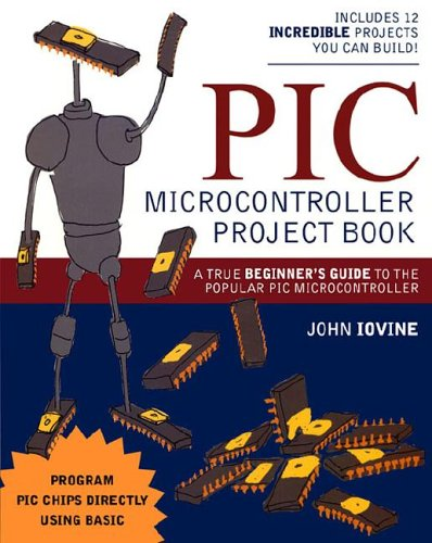 9780071395441: PIC Microcontroller Project Book