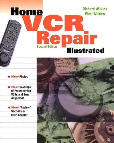 9780071395779: Home VCR Repair Illustrated