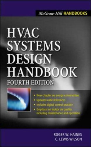 9780071395861: HVAC Systems Design Handbook