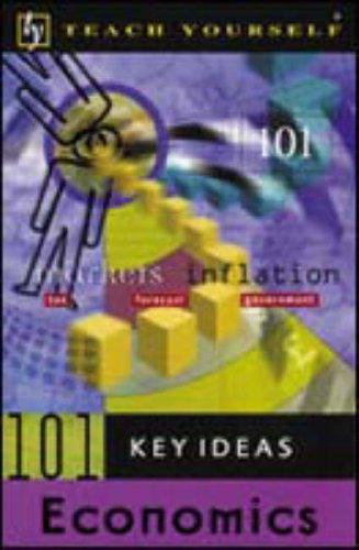 9780071395960: Teach Yourself 101 Key Ideas Economics (Teach Yourself (McGraw-Hill))