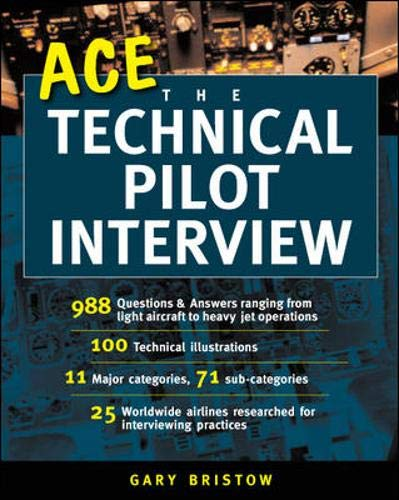9780071396097: Ace the Technical Pilot Interview