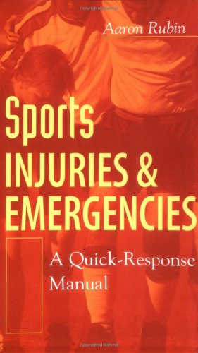 9780071396103: Sports Injuries and Emergencies : A Quick-Response Manual