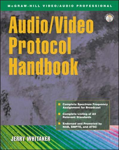 9780071396431: Audio/Video Protocol Handbook