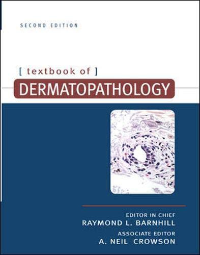 9780071396608: Textbook of Dermatopathology