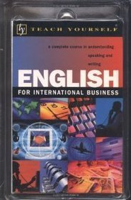 9780071396691: Teach Yourself English for International Business Audio Package