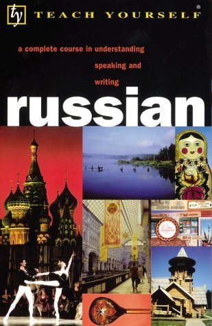 9780071396745: Teach Yourself Russian Complete Course Audio Package