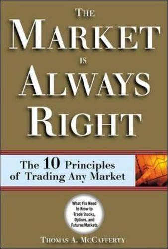 9780071396981: The Market Is Always Right