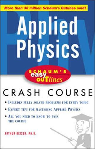 9780071398787: Schaum's Easy Outline Applied Physics
