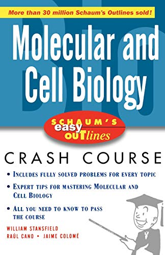 9780071398817: Schaum's Easy Outline Molecular and Cell Biology
