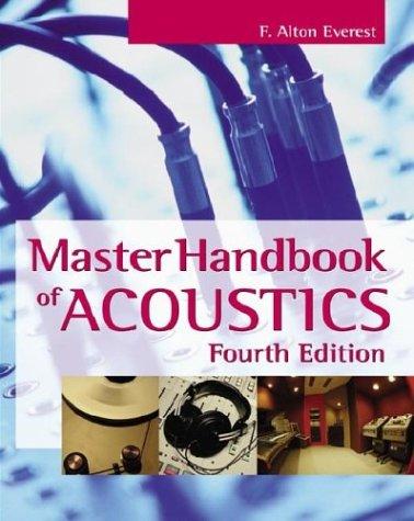 9780071399746: Master Handbook of Acoustics