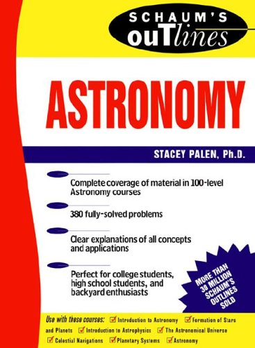 9780071399937: Schaum's Outlines of Astronomy