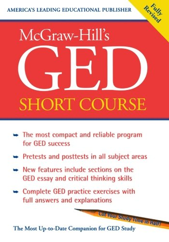 9780071400268: McGraw-Hill's GED Short Course : The Most Compact and Reliable Program for GED Success