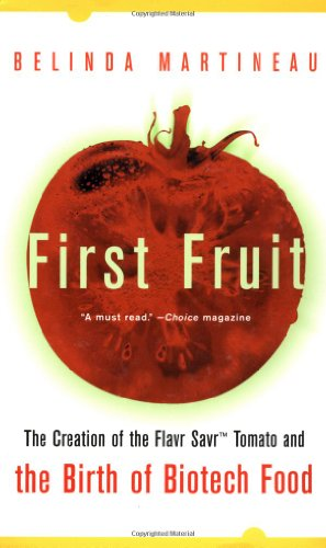 First Fruit: The Creation of the Flavr: Belinda Martineau