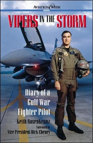 9780071400404: Vipers in the Storm: Diary of a Gulf War Fighter Pilot