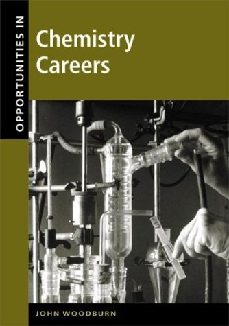 9780071400572: Opportunities in Chemistry Careers