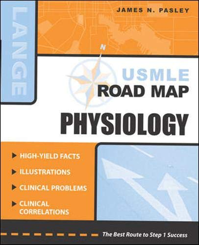 9780071400763: USMLE Road Map: Physiology