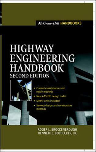 9780071400800: Highway Engineering Handbook, 2nd Edition