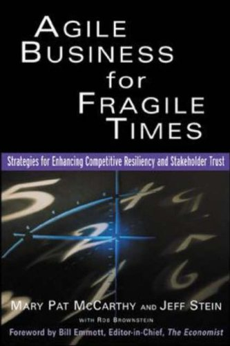 9780071400848: Agile Business for Fragile Times