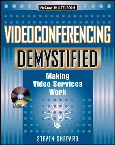 9780071400855: Videoconferencing Demystified