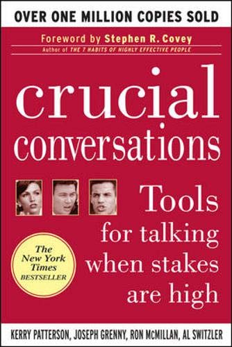 9780071401944: Crucial Conversations: Tools for Talking When Stakes Are High