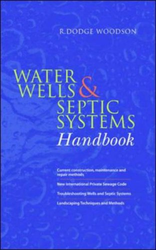9780071402002: Water Wells & Septic Systems Handbook