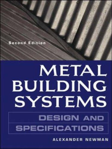 9780071402019: Metal Building Systems Design and Specifications 2/E (Handbook Series)
