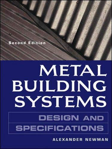 9780071402019: Metal Building Systems: Design and Specifications
