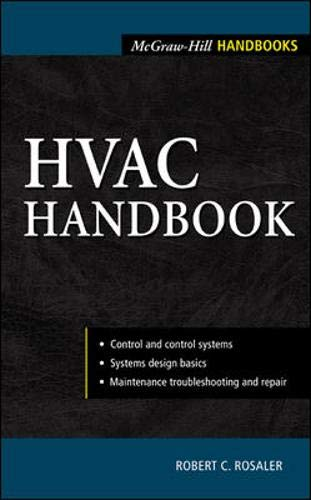 9780071402026: The HVAC Handbook