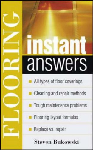 9780071402040: Flooring Instant Answers (Instant Answer Series)