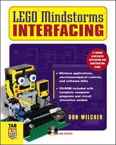 9780071402057: Lego Mindstorms Interfacing