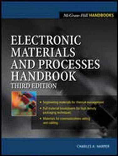 9780071402149: Electronic Materials and Processes Handbook (Handbook)