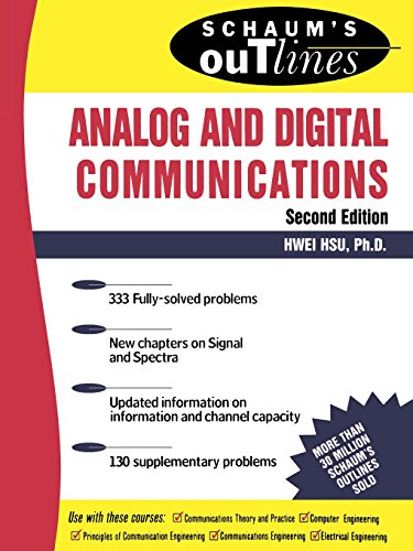 9780071402286: Analog and Digital Communications (Schaum's Outlines)